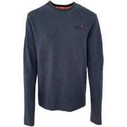 Superdry • shirt orange label texture