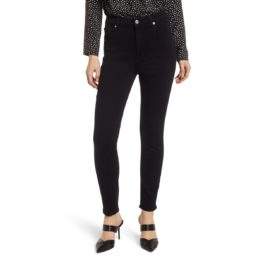 7 for all Mankind • zwarte The Skinny pantalon