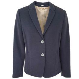 Gustav • blauw grijze jersey blazer