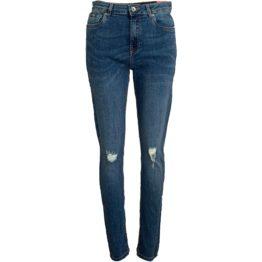Superdry • blauwe skinny jeans Sophia High Waist