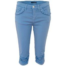 River Woods • lichtblauwe knie broek