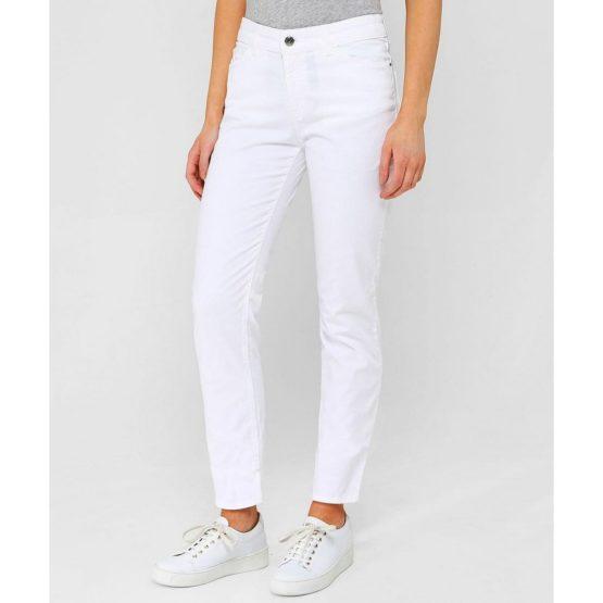 Armani Jeans • witte slim-fit jeans J18