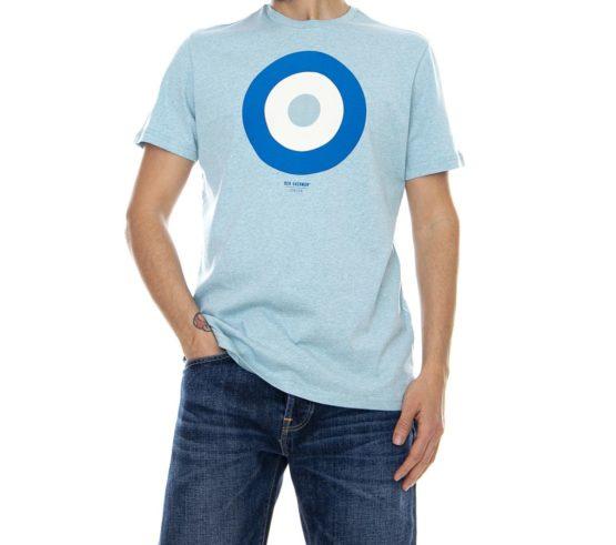 Ben Sherman • lichtblauw t-shirt The Target