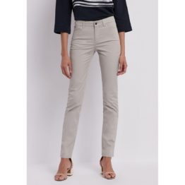 Armani Jeans • lichtgrijze slim-fit jeans J18