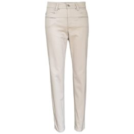 Cambio Jeans • beige slim fit jeans Pearlie
