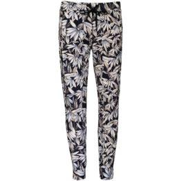 Cambio Sport • relaxte broek Jordan met bloemen print