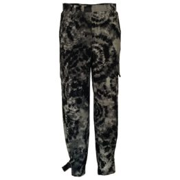 Cambio • cargo pantalon Malou met tie dye motief