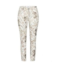 Cambio Jeans • Parla ancle cut pantalon met bloemen