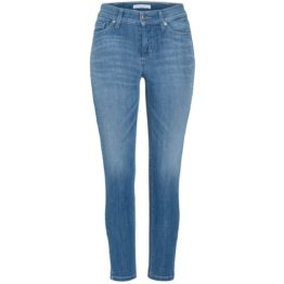 Cambio Jeans • lichtblauwe skinny jeans Parla