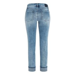Cambio Jeans • blauwe jeans Tess straight