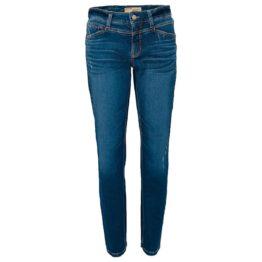 Cambio Jeans • blauwe skinny jeans Parla Seam eco