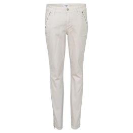 Cambio Jeans • Parla Zip jeans in ecru