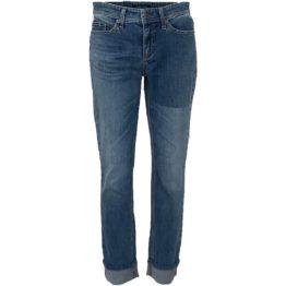 Cambio Jeans • blauwe jeans Pina met steentjes