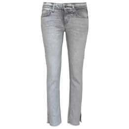 Cambio Jeans • lichtgrijze jeans Tess Straight