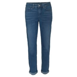 Cambio Jeans • blauwe slim fit jeans eco