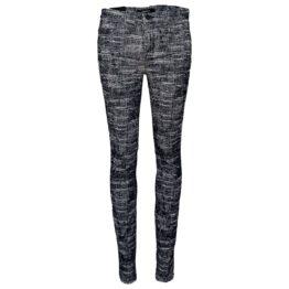 J Brand • super skinny zwart witte jeans