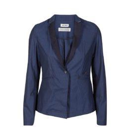 Mos Mosh • blauwe Peyton striped blazer