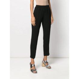 Twinset • zwarte pantalon met hoge taille