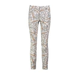 Cambio Jeans • skinny jeans Parla met ketting motief