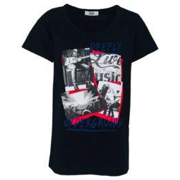 Moliin • zwart t-shirt met print