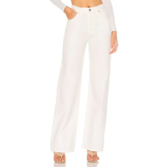 Citizens of Humanity • off-white Annina Trouser Jeans