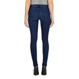 J Brand • donkerblauwe super skinny jeans