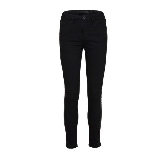 Just Female • zwarte high waist skinny jeans