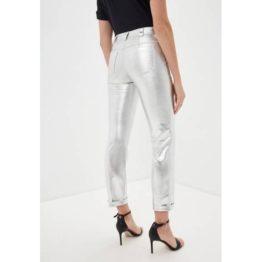 Patrizia Pepe • zilveren pantalon