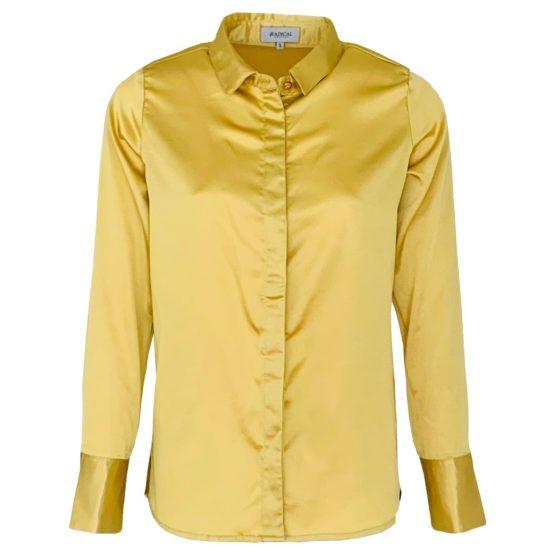 Radical • gouden blouse