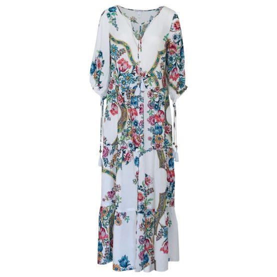 Raffaela d'Angelo • boho chic maxi jurk