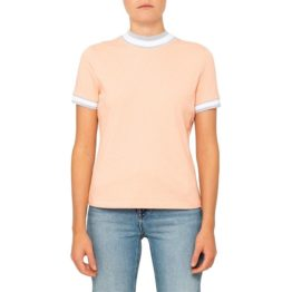 T by Alexander Wang • t-shirt in papaya