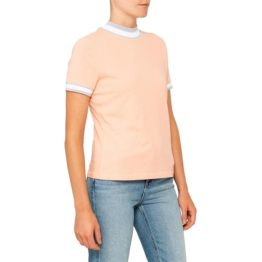 T by Alexander Wang • t-shirt in papaya