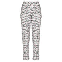 Paul & Joe • off-white pantalon met bloemen