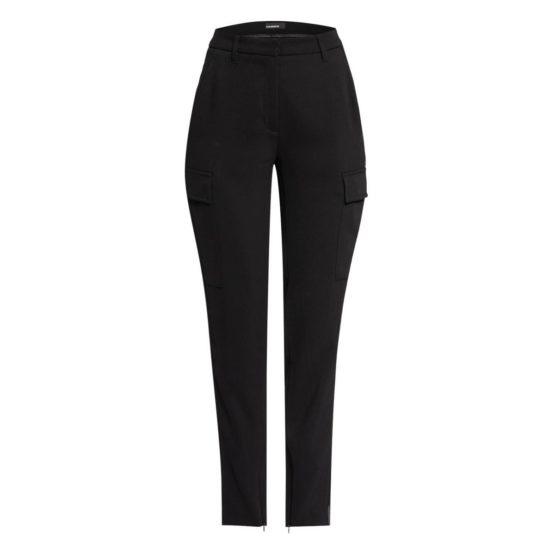 Cambio • zwarte cargo pantalon Jay