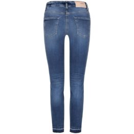 Cambio Jeans • blauwe jeans Paris Ancle Cut eco