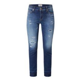 Cambio Jeans • blauwe vintage Paris Ancle Cut jeans