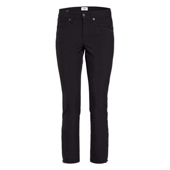 Cambio • zwarte pantalon Parla Zip