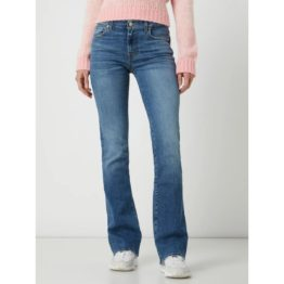 7 for all Mankind • blauwe Bootcut jeans
