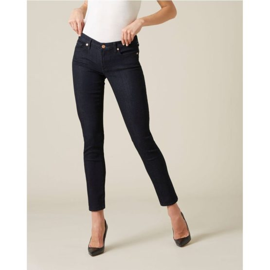 7 for all Mankind • donkerblauwe Pyper