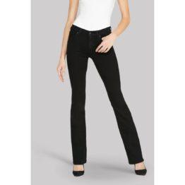 Hudson Jeans • zwarte midrise bootcut jeans Nico