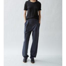 Isabel Marant Etoile • donkerblauwe pantalon Nura