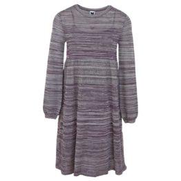 Missoni • grijs gestreepte jurk