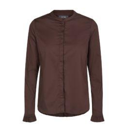 Mos Mosh • bruine blouse Mattie