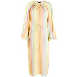 Stine Goya • regenboog maxi jurk Elia