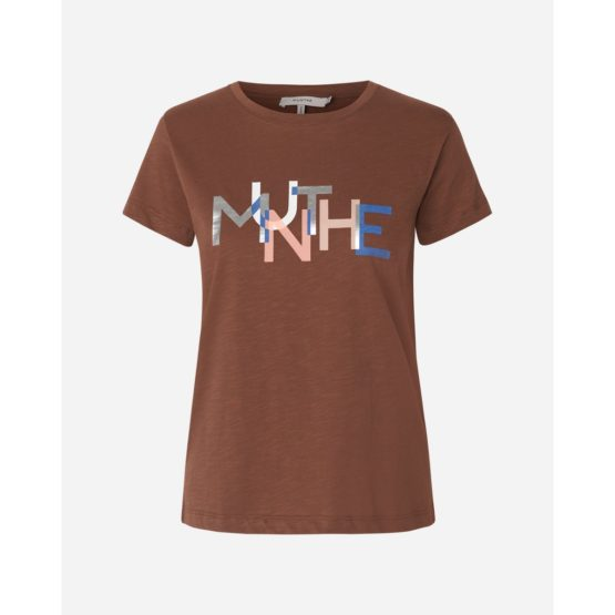 Munthe • bruin t-shirt Moldova