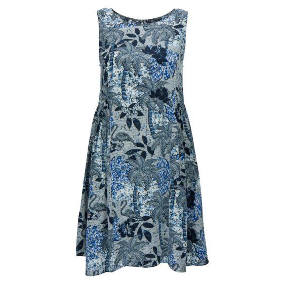 Princess goes Hollywood • blauw witte jurk