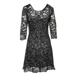 Liu Jo • korte zwarte jurk in kant