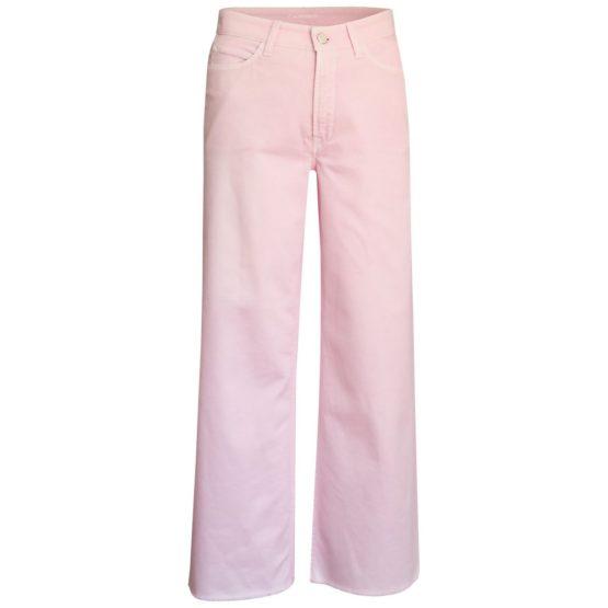 Cambio • lichtroze culotte jeans Philippa