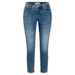 Cambio Jeans • blauwe Liu jeans