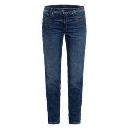 Cambio • blauwe slim fit jeans Pearlie